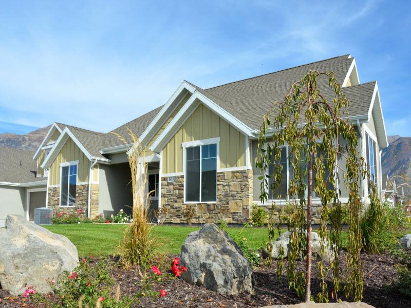 Patio Homes In Davis County Utah