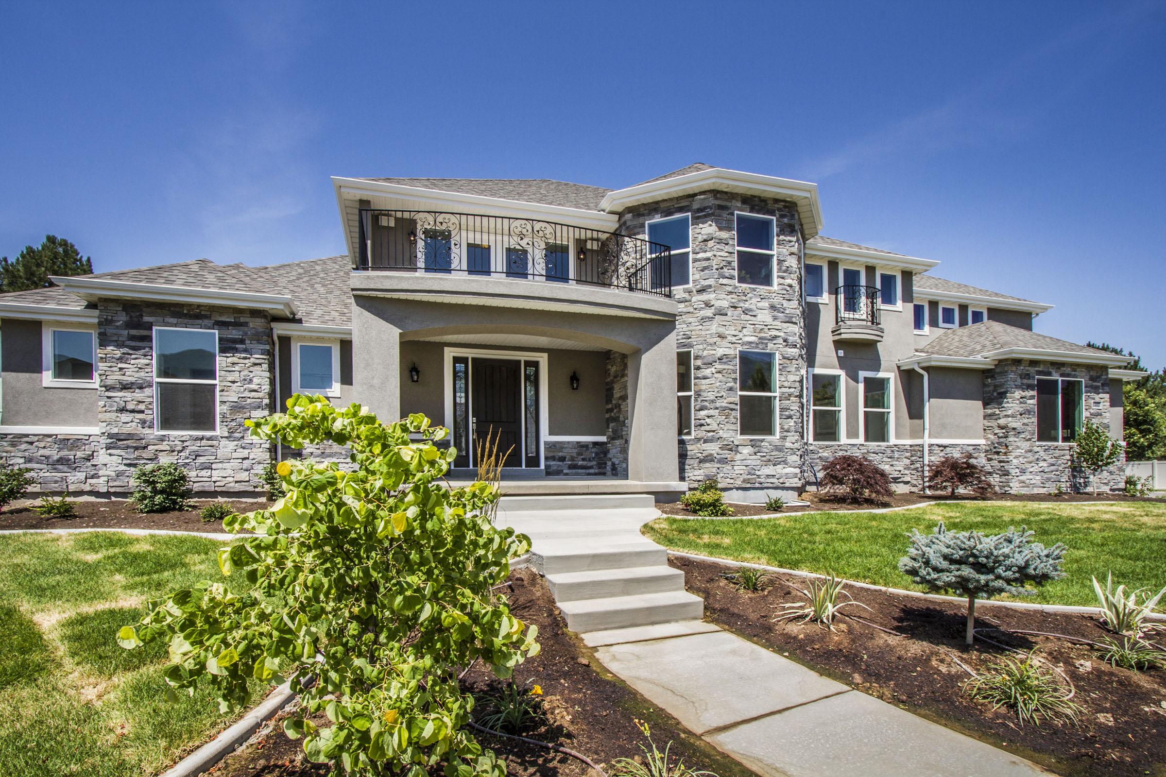 Huish Construction Custom Home Builder Utah Home Builder