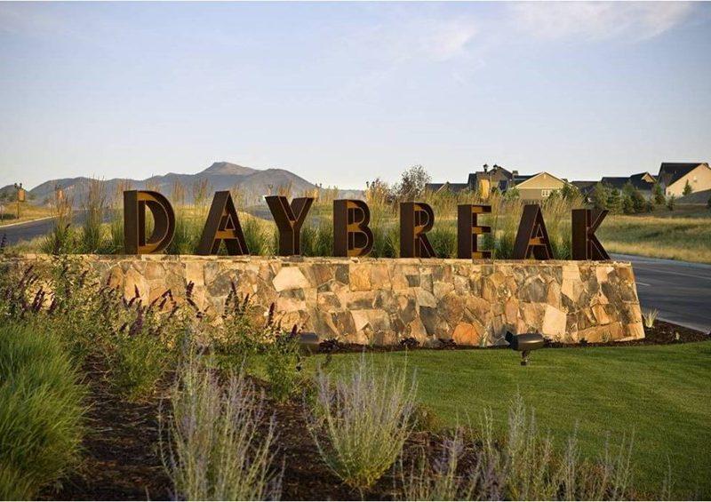 Garden Park At Daybreak Estates