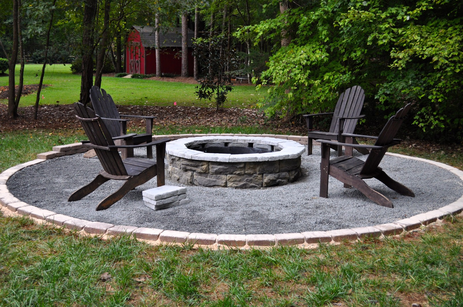 How To Build An Outdoor Fire Pit Communie