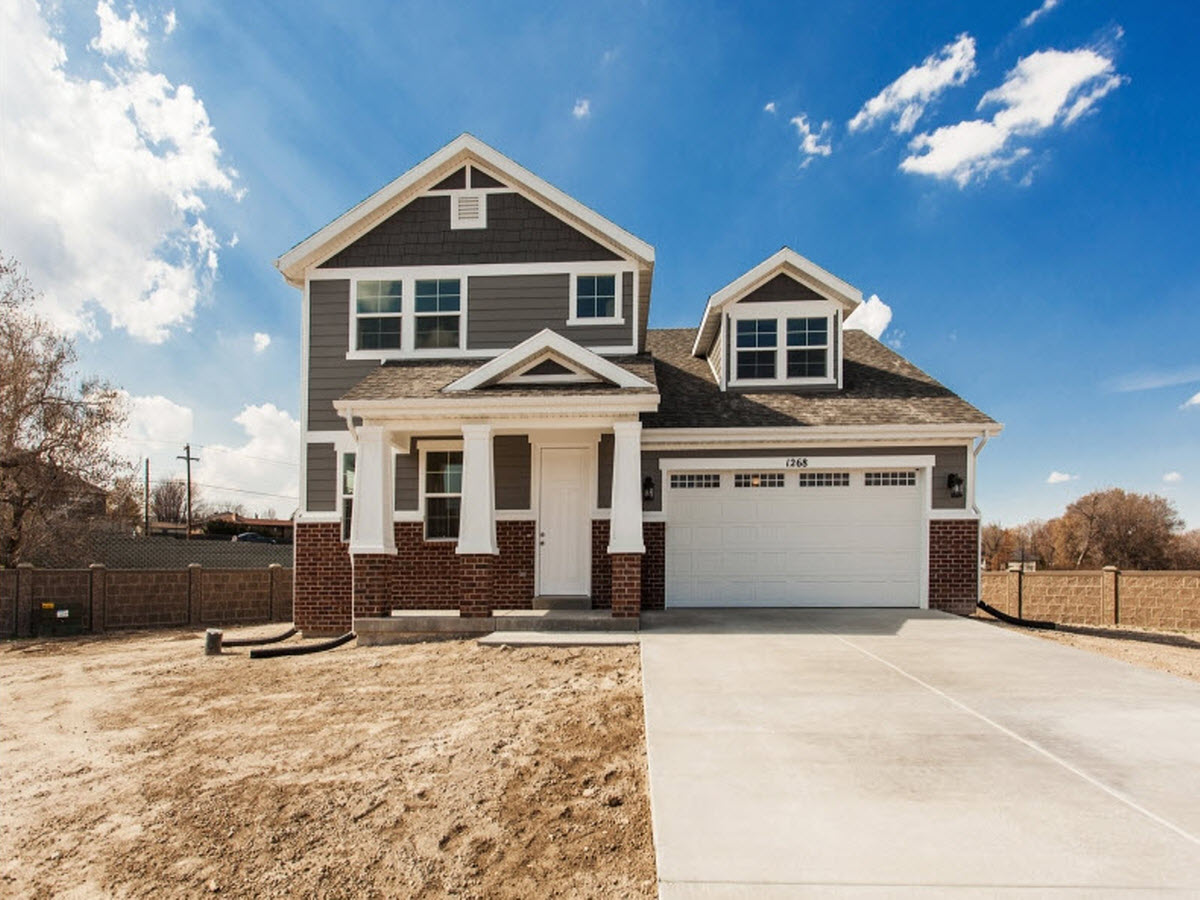 Home utah new home builders castlewood development for Utah homebuilders