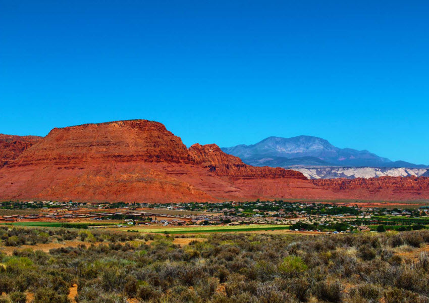 Red Cliffs Park East