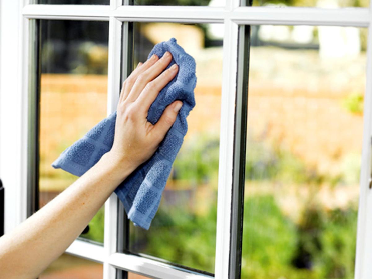 Как мыть окна правильно и эффективно.