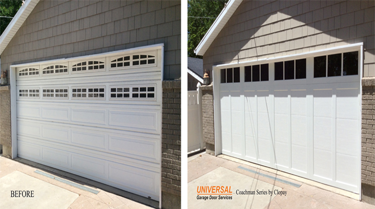 Universal garage door services communie for Garage door repair west jordan utah