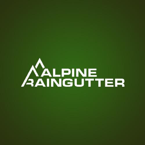 Alpine Raingutter