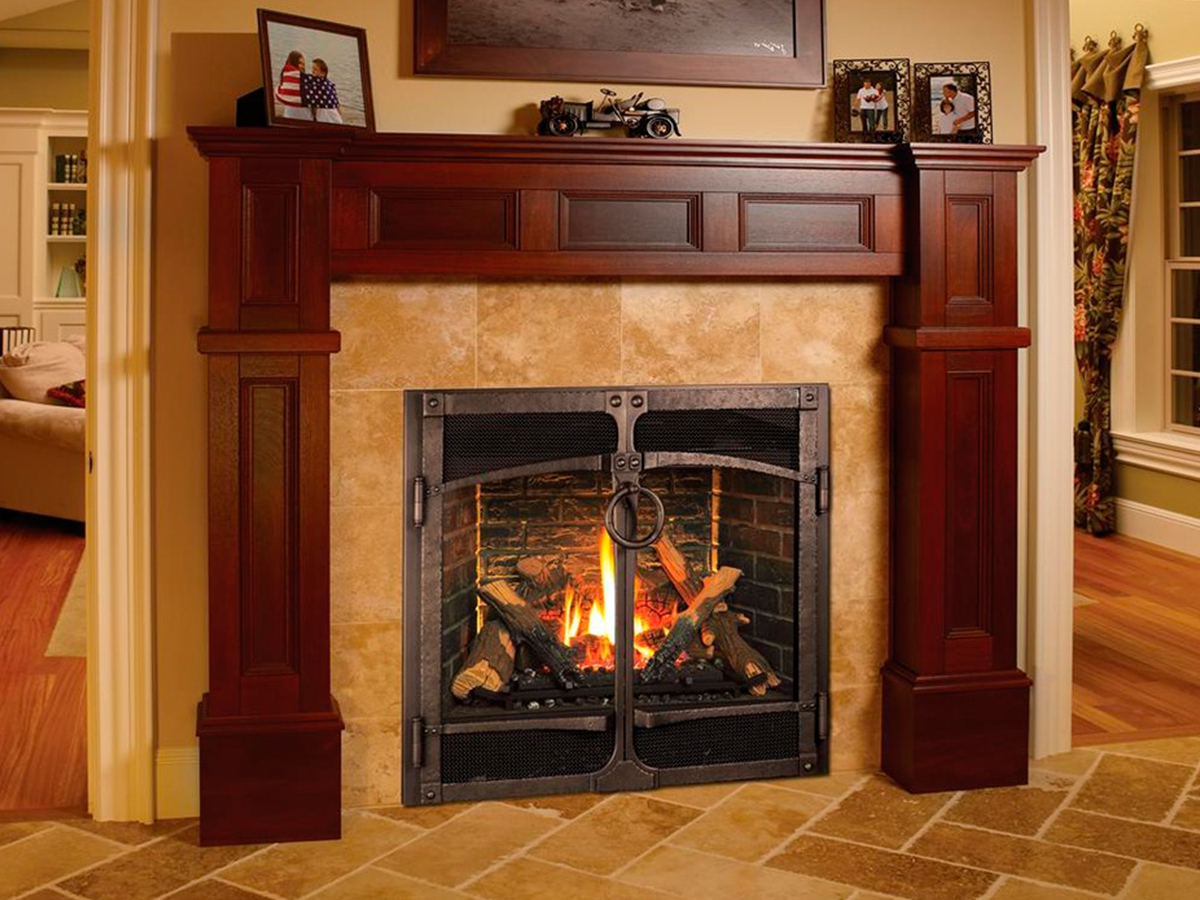 Chim Chiminey Fireplace and Stove Shop / Logan