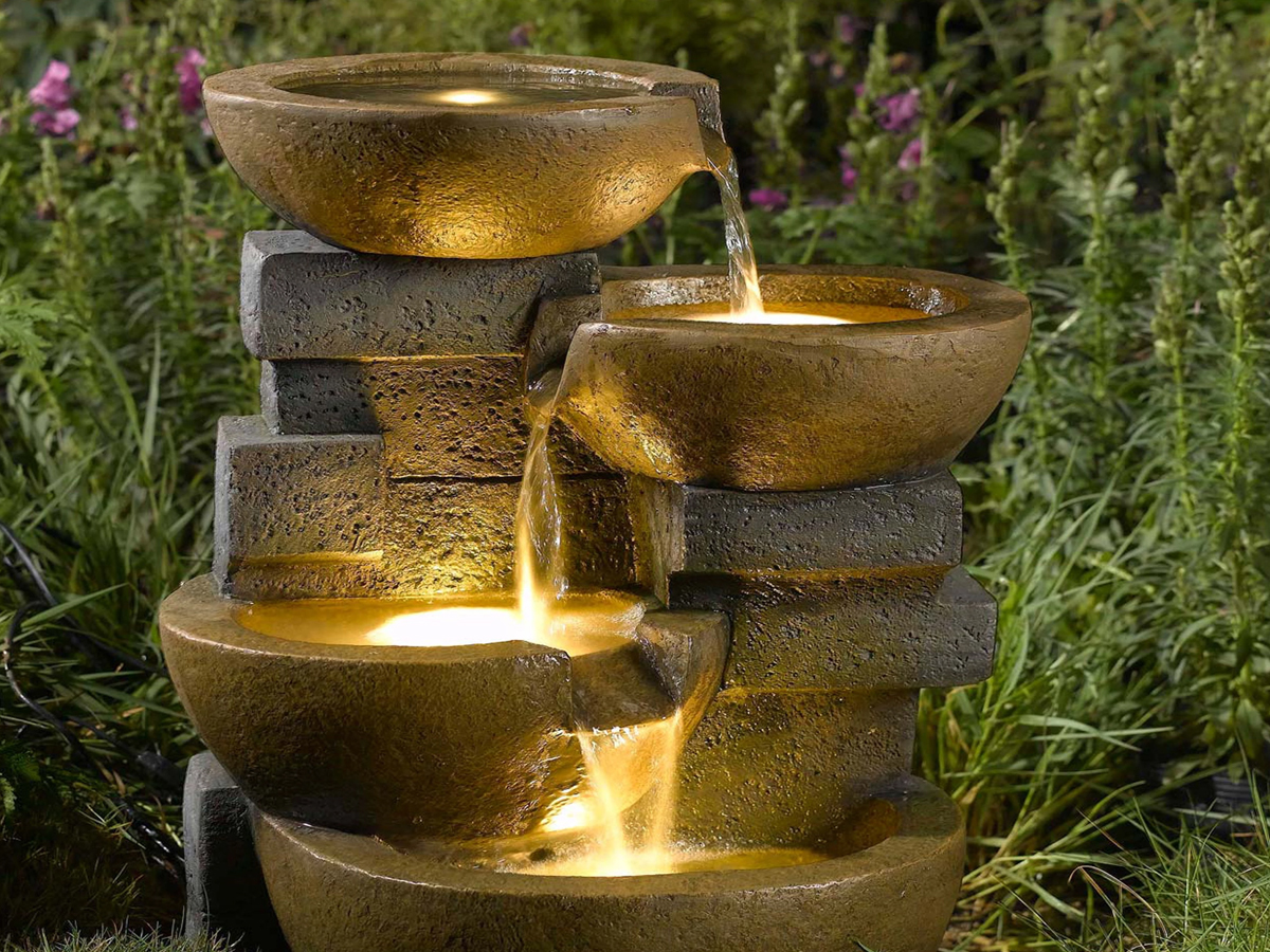 Attrayant » Garden Fountains U0026 Outdoor Decor | Communie