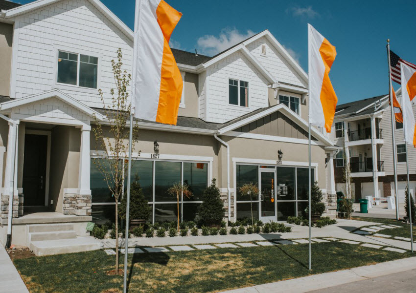 The Exchange- Townhomes and Condos