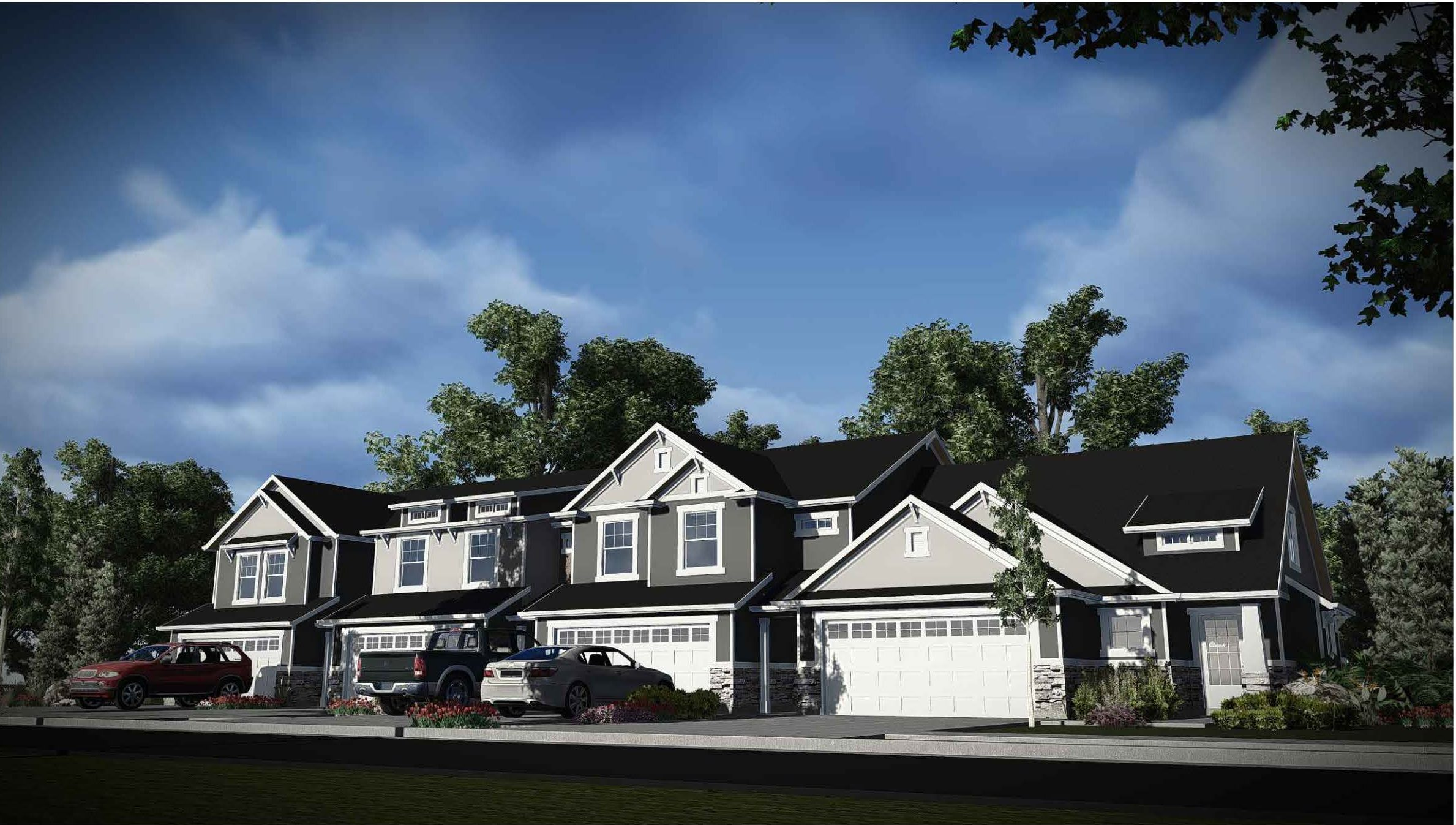 Mountain Point Townhomes