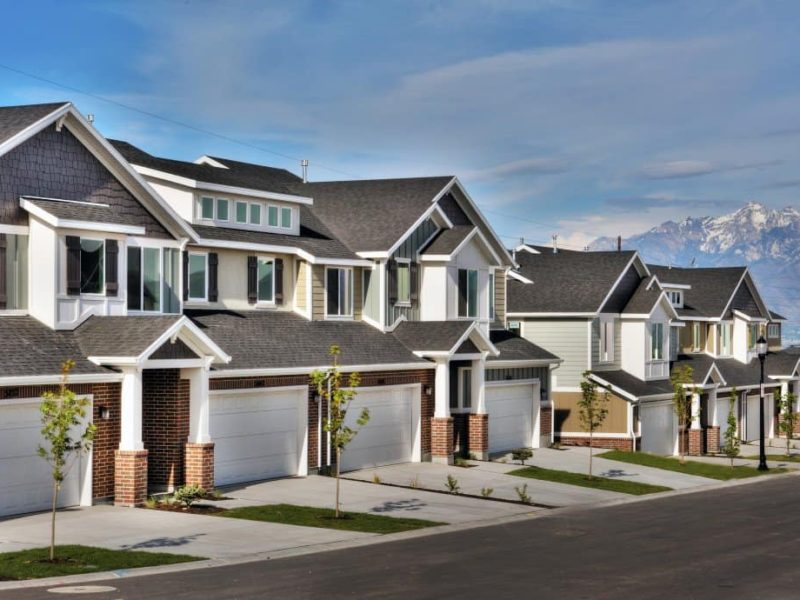 Town Homes At Parkside