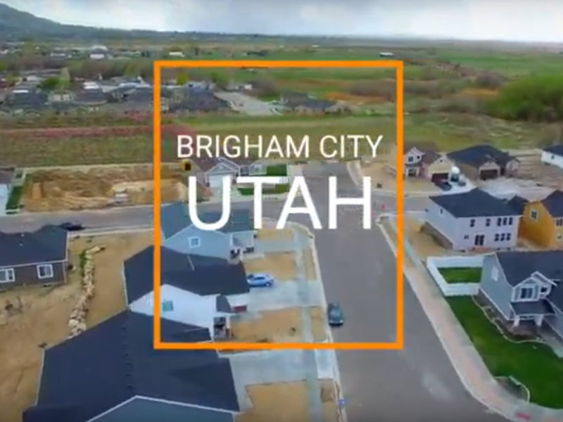 Orange Grove Subdivision -Brigham City
