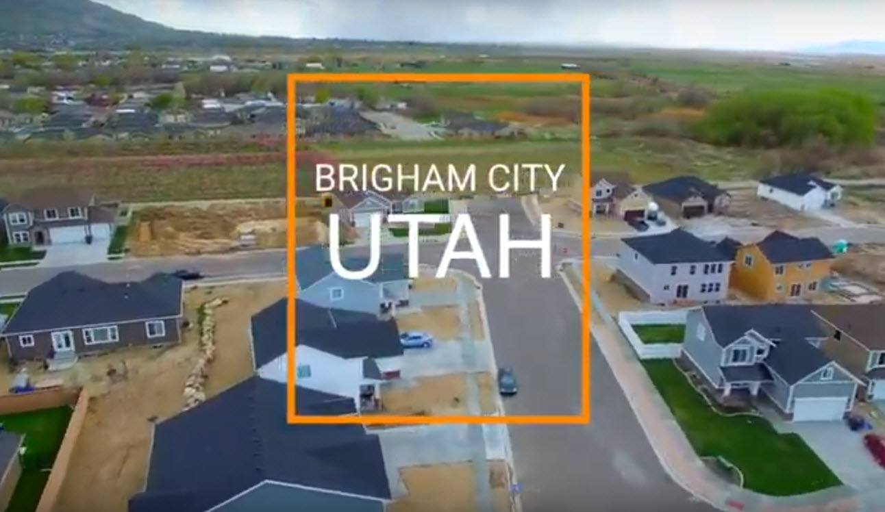 Orange Grove Subdivision -Brigham City