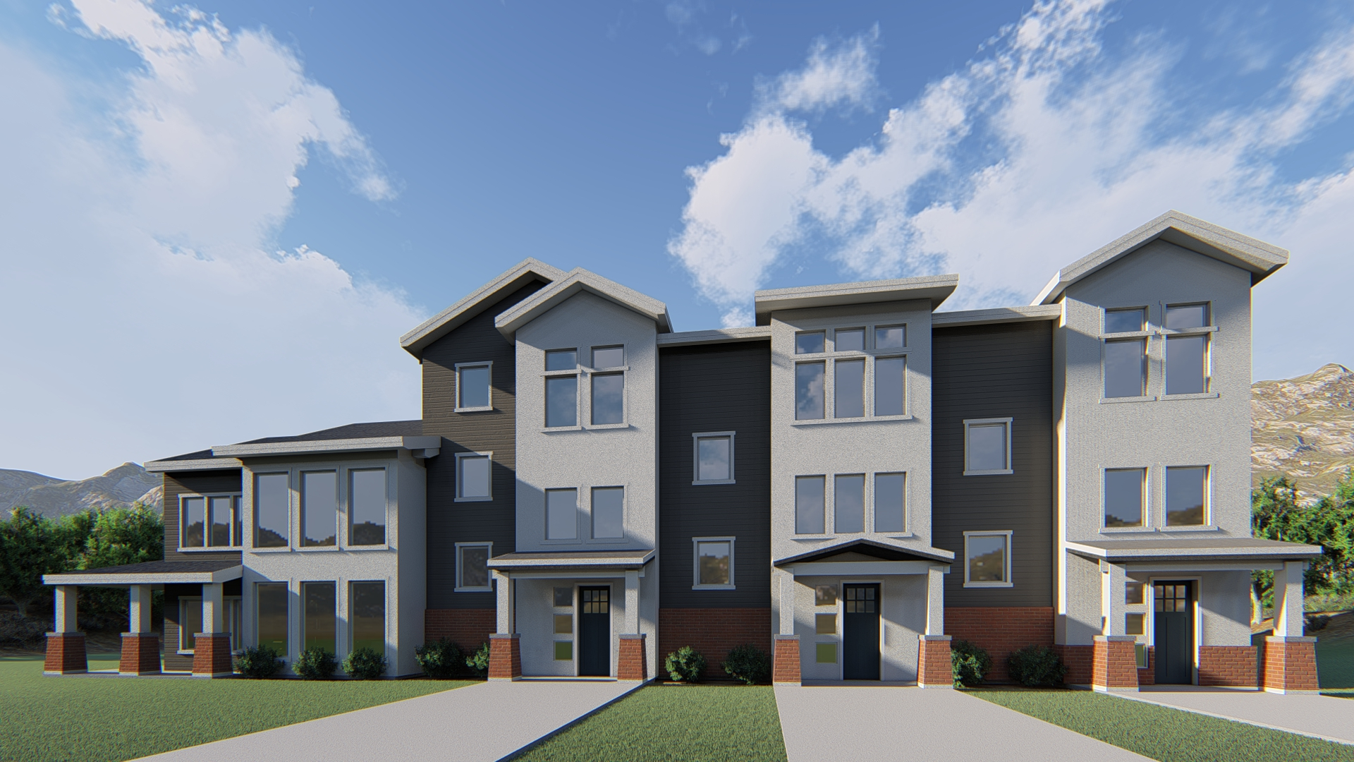 Gentile Station Townhomes
