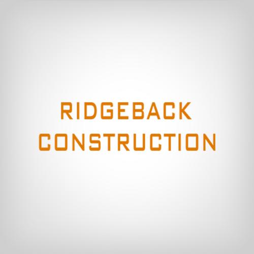 Ridgeback Construction