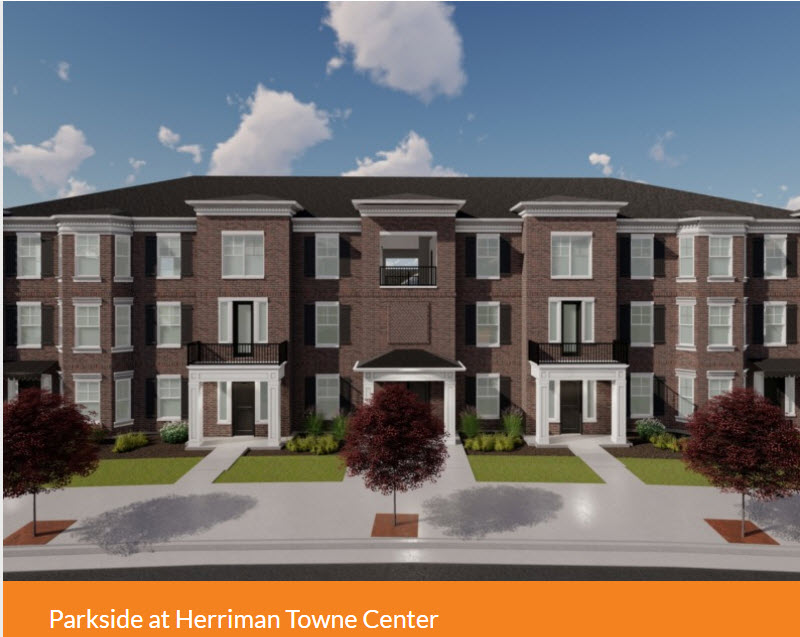 Parkside At Herriman Towne Center- Condos