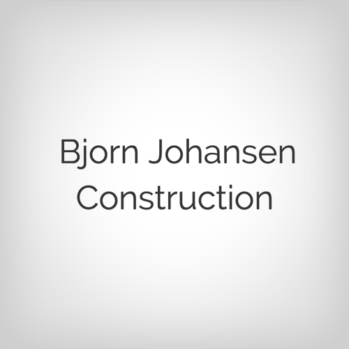 Bjorn Johansen Construction