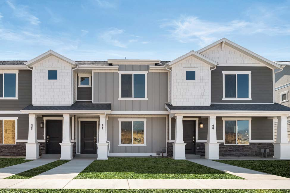 The Park Townhomes- Stansbury Park