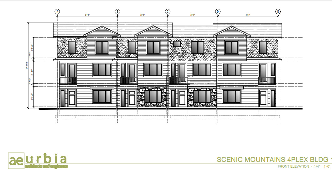 Scenic Mountain Townhomes- Hyrum