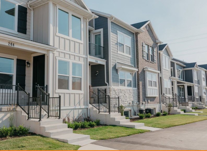 Lakefront at Vineyard Town Center- Townhomes