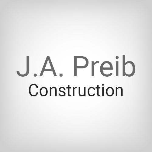 J.A. Preib Construction