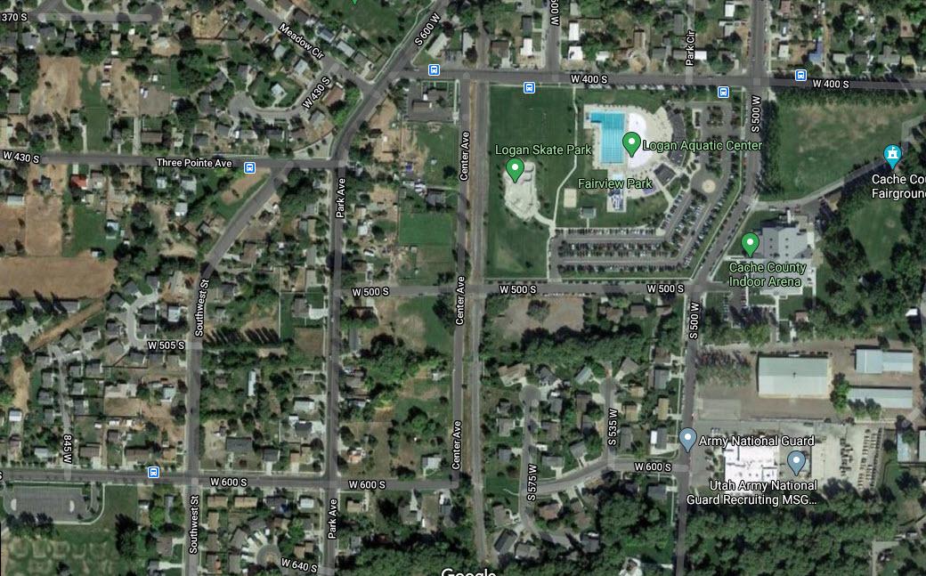Center Avenue Subdivision