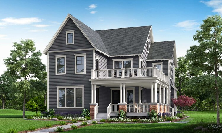 Daybreak- The Island Collection- Parkwood Homes
