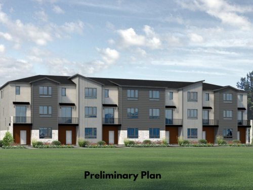 Rockwell Ranch Townhomes- McArthur Homes