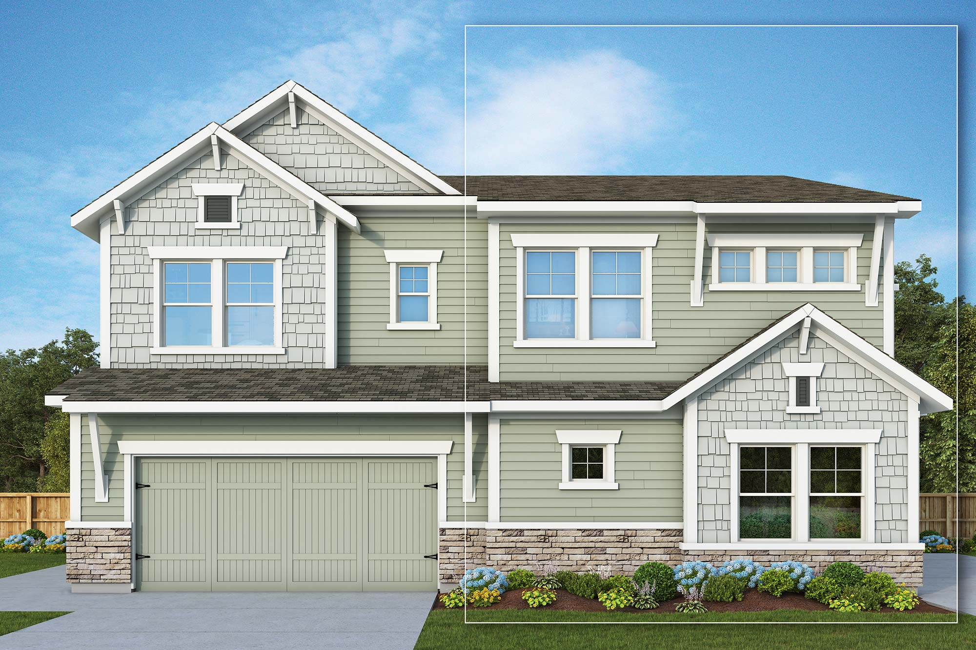 Paired Villas At Ridgeview